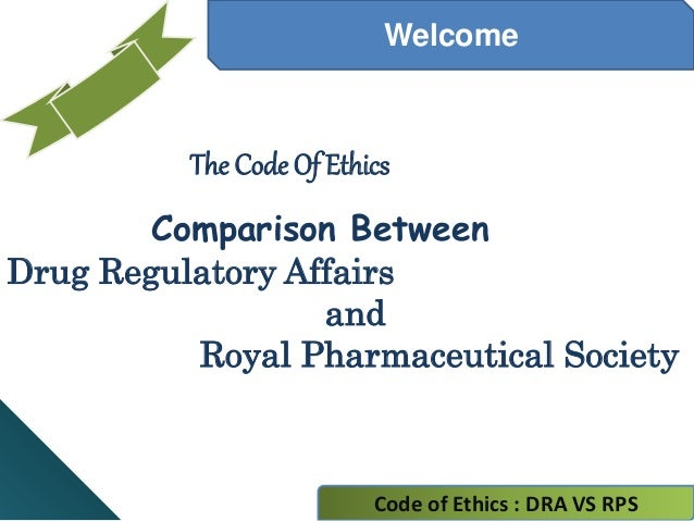 Ethics Code Comparison