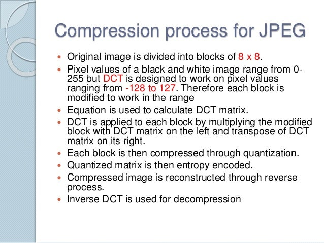 Comparison Between Jpeg Dct  And Jpeg 2000 Dwt