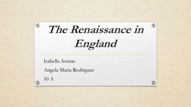 renaissance mid a long time evaluation essay