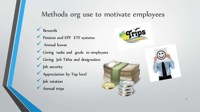 motivational methods Employees, spouses, kids — what does it take to get people motivated so you  don't have to nag them motivation is powerful it predicts.