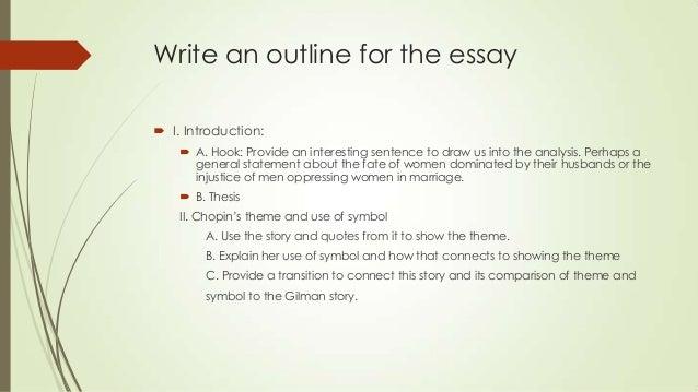 Literary analysis essay hooks