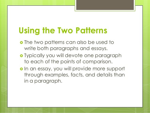 comparing two countries essays Have been assigned a paper discussing the differences and similarities between two countries of your choice here is some advice to help you succeed.