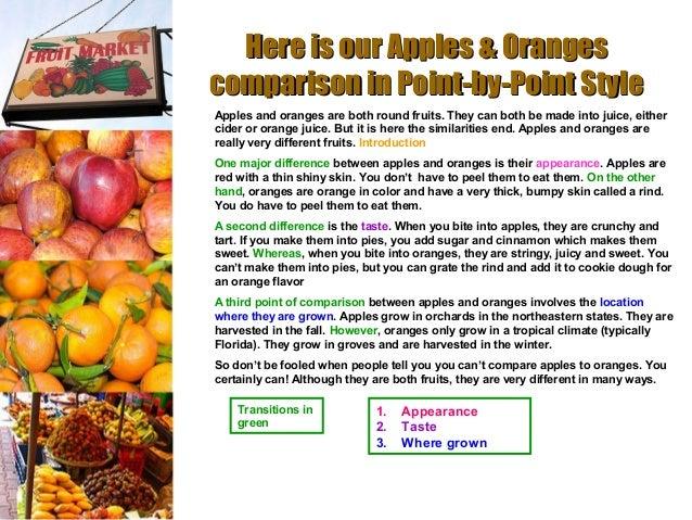 Apple fruit essay