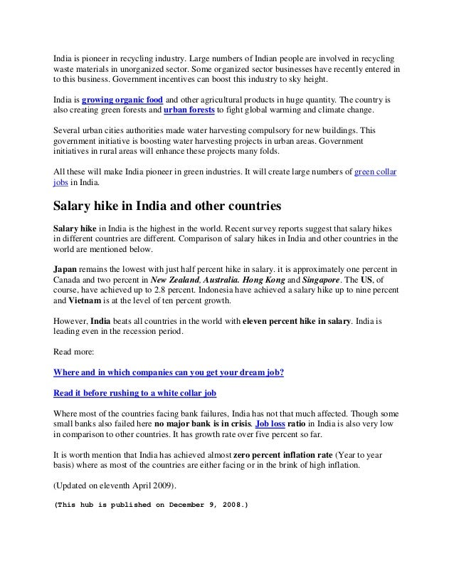 compare india and canada essay Submitted to – jacks submitted by -haminder due date – 16/04/2012 revision of contrast essay cultural differences between india and canada.