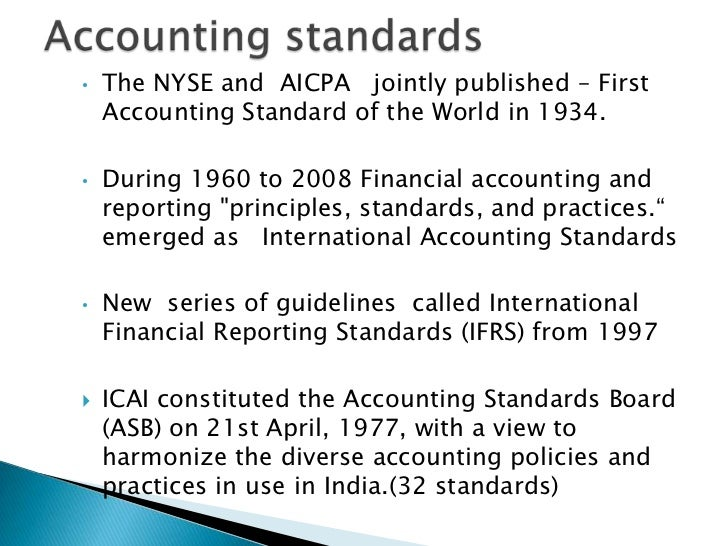 accounting standard 6 and 18 Hong kong accounting standard 18 revenue objective income is defined in the framework for the preparation and presentation of financial statements.