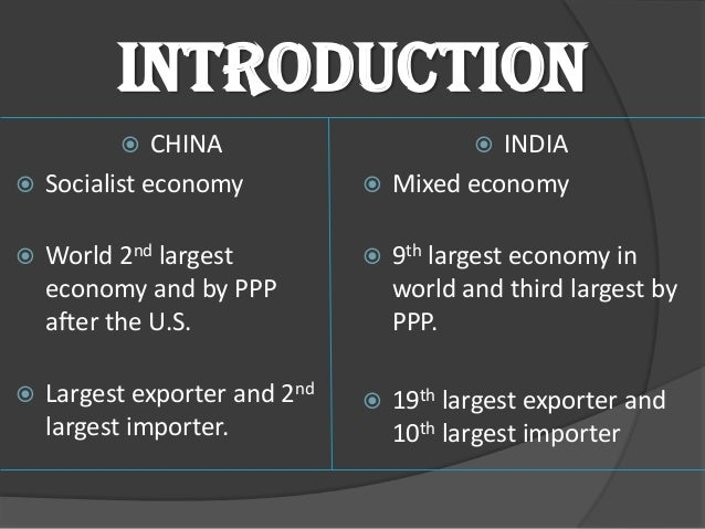Is mixed economy successful in india