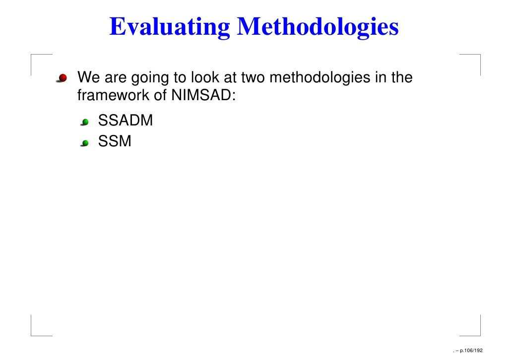 Are SDLC, SSADM and the waterfall model equivalent to each other?