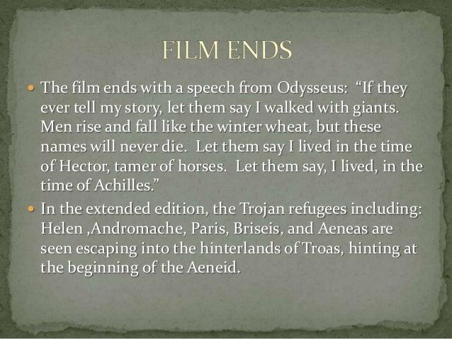 is aeneas a homeric hero