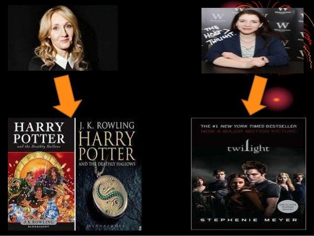 Comparison Between Twilight Amp Harry Potter