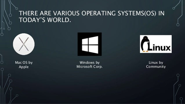 a comparison of windows 95 and mac operating systems Linux vs windows (a comparison) this page has been renamed to linuxvswindowsphp.