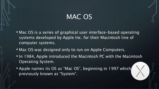Comparison of windows linux and mac os