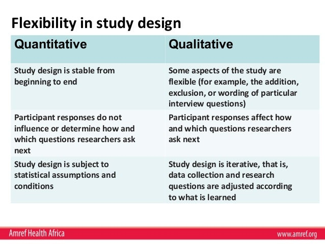 complementary relationship of qualitative and quantitative research
