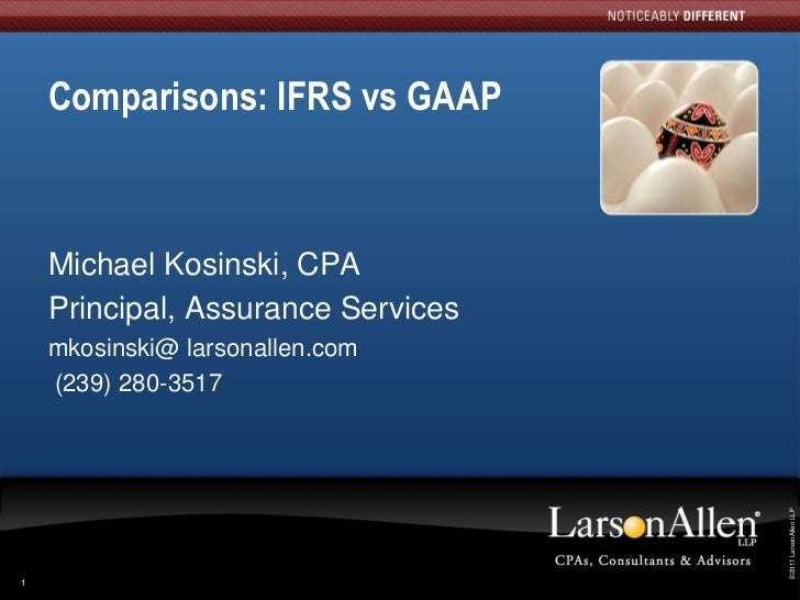 ifrs vs us gaap In the united states,  perhaps the most notable specific difference between gaap and ifrs involves their treatment of inventory ifrs rules ban the use of last.