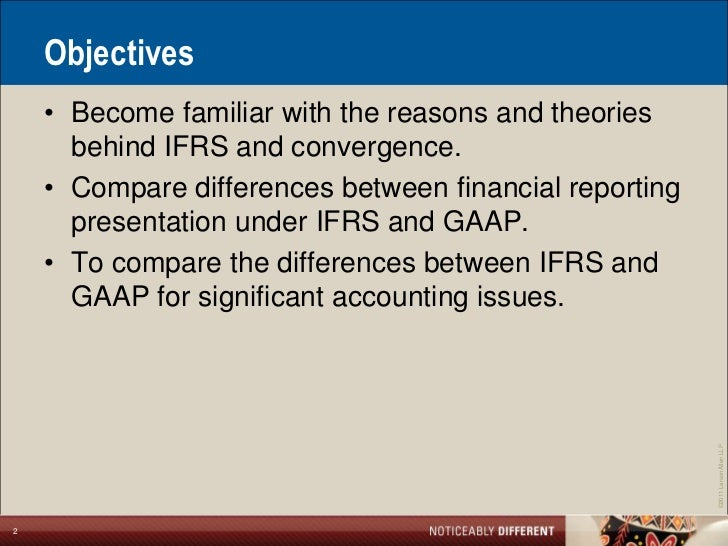 comparison of canadian gaap and ifrs The extent of similarity between canadian gaap and ifrss  includes eic  abstracts and the ifrs equivalents only to the extent that a.