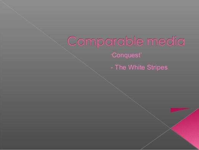 'Conquest' - The White Stripes