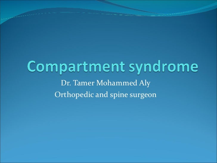 Dr. Tamer Mohammed Aly Orthopedic and spine surgeon