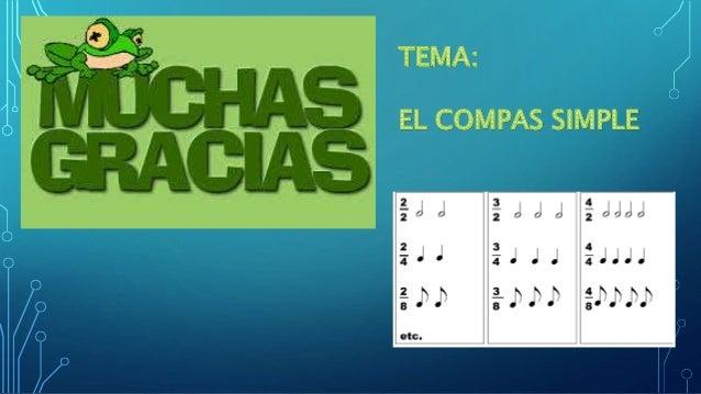 EL COMPÁS SIMPLE