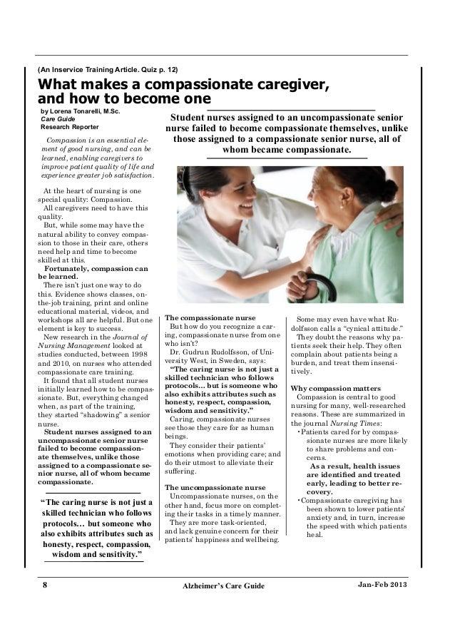 Caregivers Companions Resume Sample