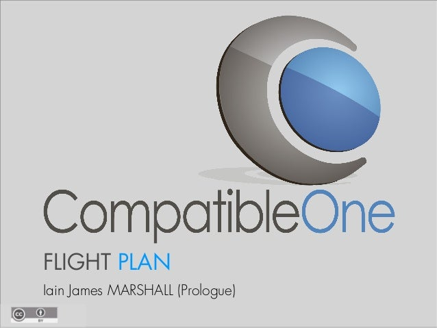 FLIGHT PLANIain James MARSHALL (Prologue)