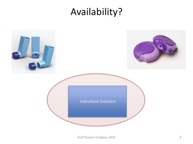 nebulized corticosteroids asthma