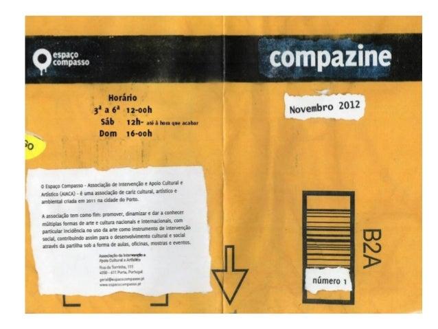 Compazine#1 | Novembro 2012