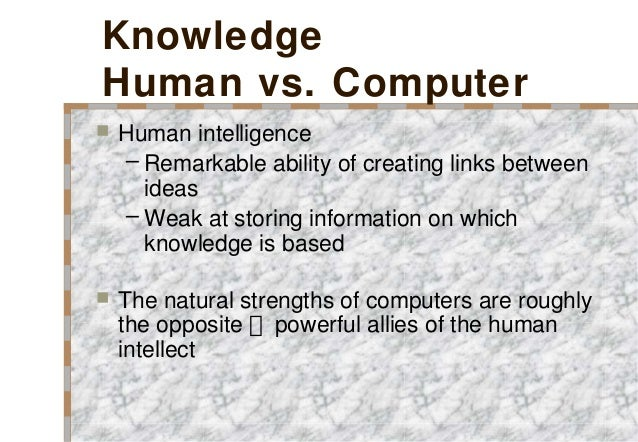 brain vs computer It is well known that every animal species obeys darwin's law of evolution, which requires permanent adaptation of animals to their environment to be.