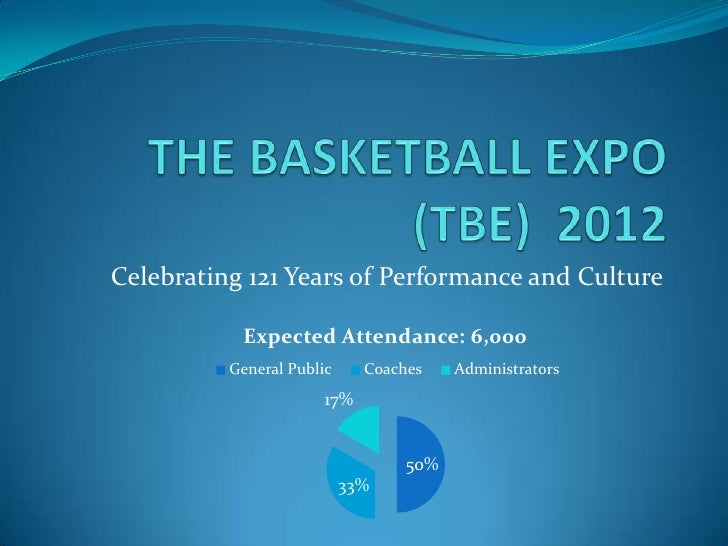 Celebrating 121 Years of Performance and Culture           Expected Attendance: 6,000          General Public     Coaches ...