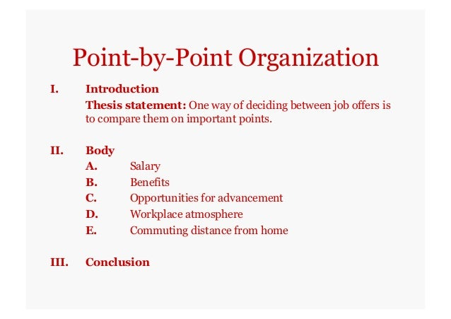 one way to organize a comparison and contrast essay is  how to  one way to organize a comparison and contrast essay is