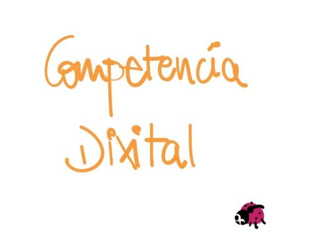 Competencia dixital