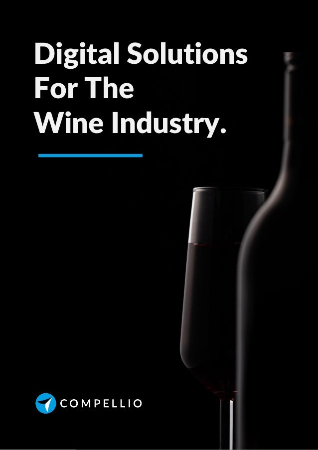 Digital Solutions For The Wine Industry.