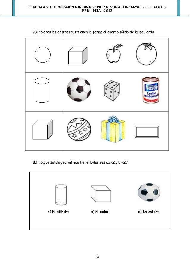 Compendio Matematica Pela 2012 1grado