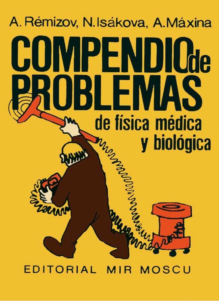 Compendio probl fisica_biologia