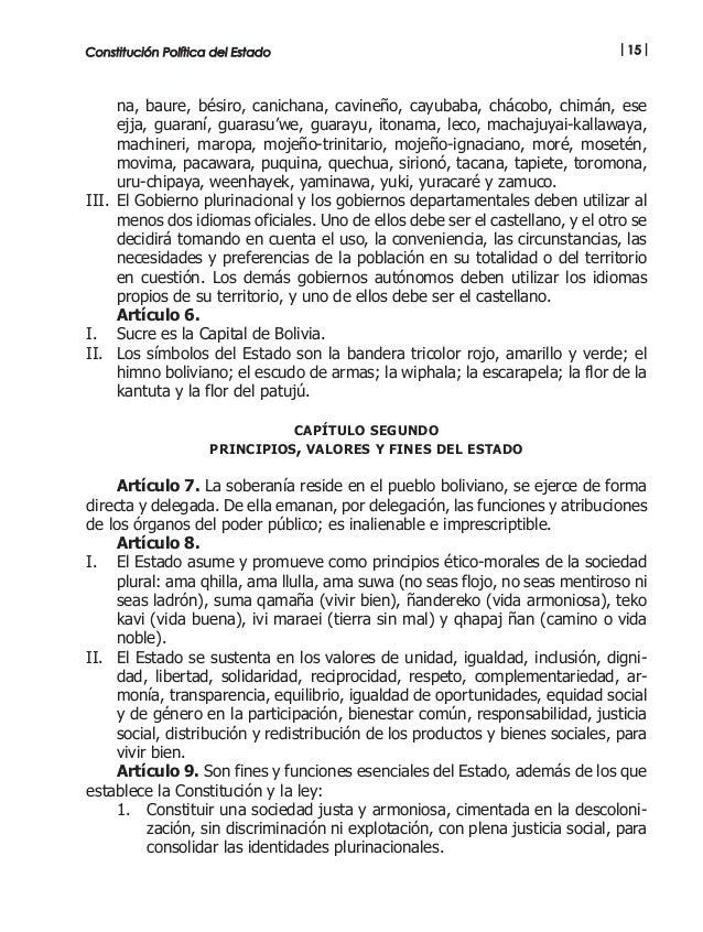 Leyes del regimen electoral y organo electoral en quechua - Regime 16 8 ...