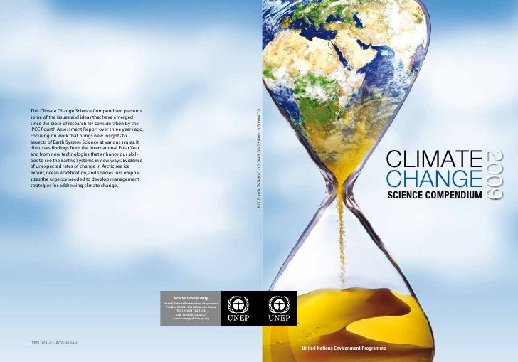 CLIMATE                                                      2009                                    CHANGE               ...