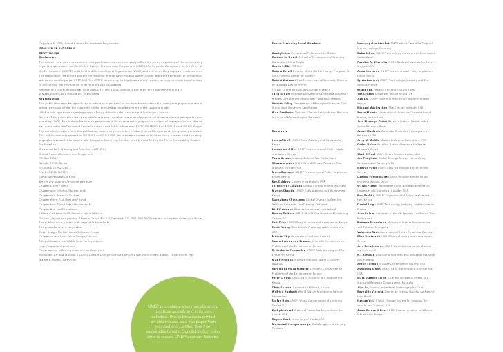 climate change science compendium 2009. Black Bedroom Furniture Sets. Home Design Ideas