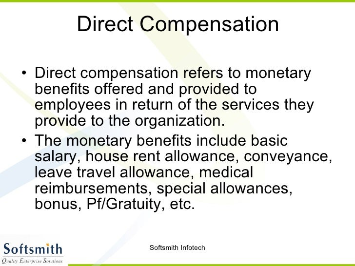 Compensation And Payroll