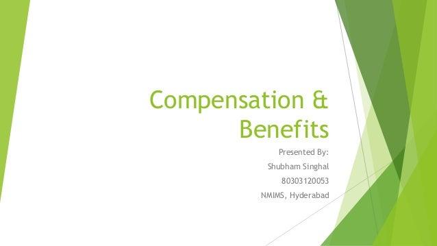 Compensation And Benefits: Compensation And Benefits In Hr  Compensation An...