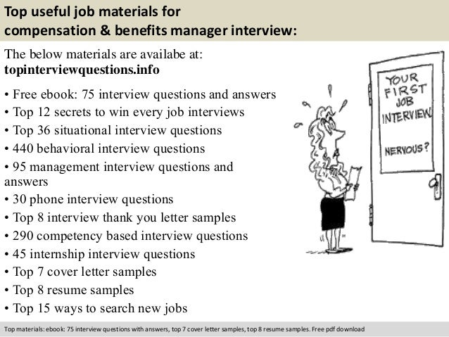 free pdf download 10 top useful job materials for compensation benefits