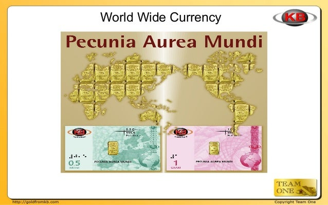 World Wide Currency