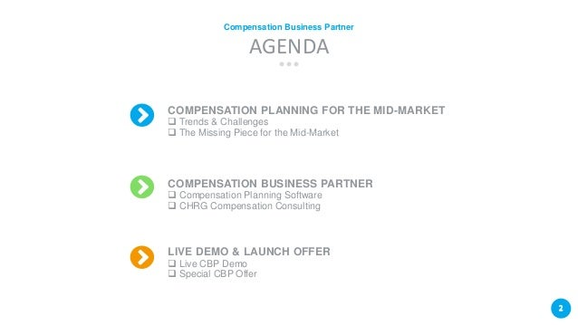 Compensation Business Partner - Product Release
