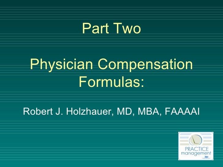 Compensation Practices