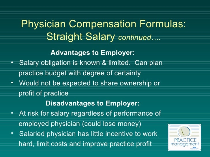 Compensation Management Practice