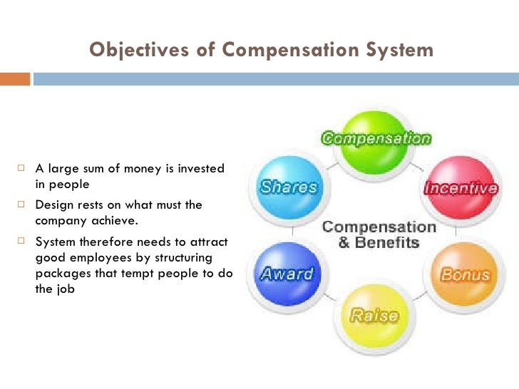 The Objectives of Compensation Management | HRsoft