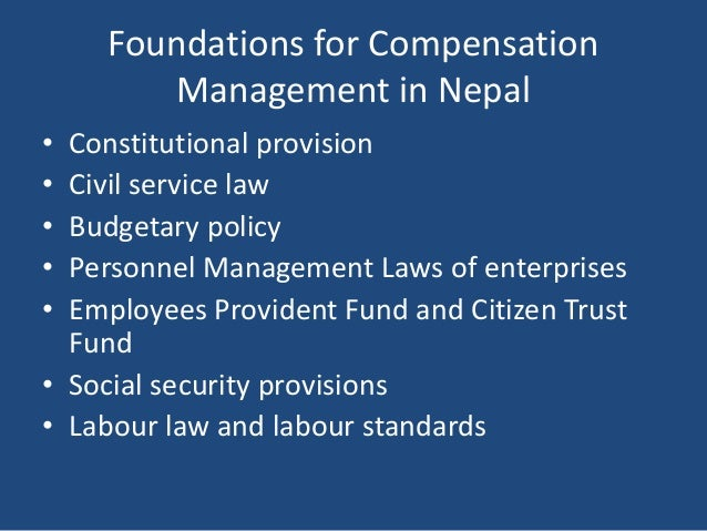 foundations of a compensations strategy A compensation communication strategy should be created in alignment with the organization's hr strategy as well as be supported by management the level of transparency is highly dependent on the organization's culture and varies for each organization.