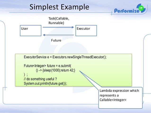 The Future Of Futures A Talk About Java 8 Completablefutures