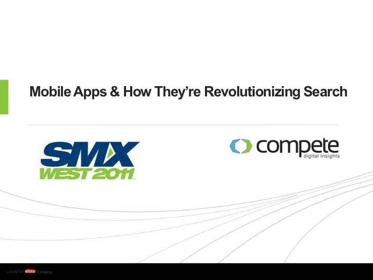 Mobile Apps & How They're Revolutionizing Search<br />