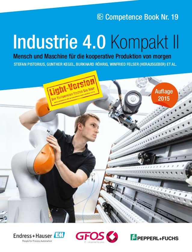 Competence Book Nr. 19 STEFAN PISTORIUS, GUNTHER KEGEL, BURKHARD RÖHRIG, WINFRIED FELSER (HERAUSGEBER) ET AL. Auflage 2015...