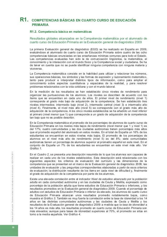 R1.    COMPETENCIAS BÁSICAS EN CUARTO CURSO DE EDUCACIÓN                                                                  ...