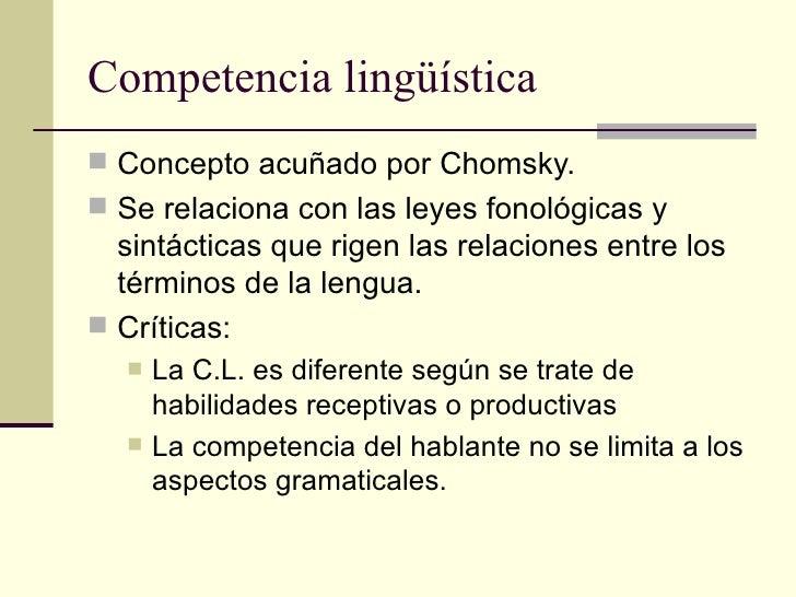 Competencia comunicativa Slide 2
