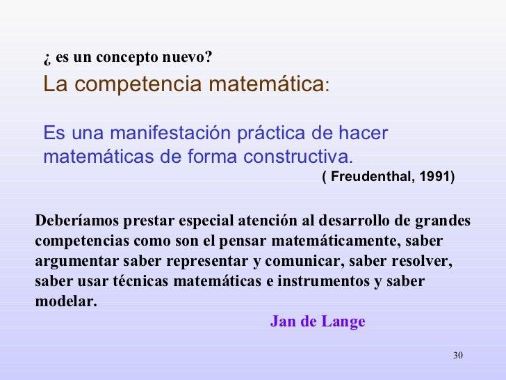 Competencias curriculures Matematicas Secundaria